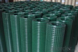PVC Coated  dutch fence