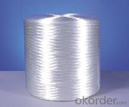 Glass fiber rovings