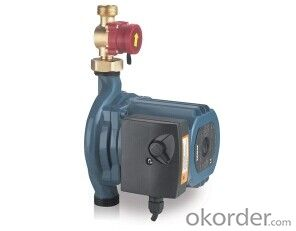 Automatic Booster Circulation Pump