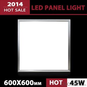 LED Panel Light Super Slim--600x600cm 36W PF0.5 UP