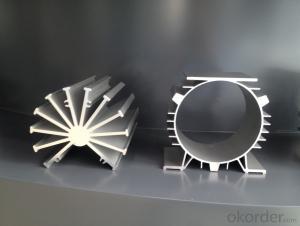Aluminum cooling