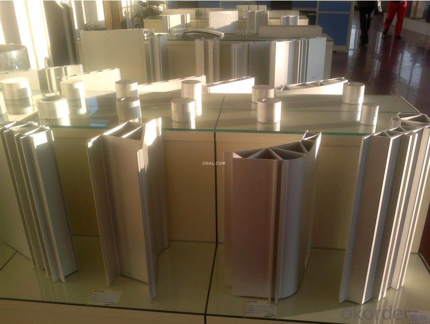 Aluminum  profile for industry