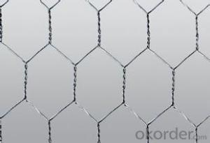 Gi Wire Mesh 0.42 mm Gauge