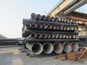 DUCTILE IRON PIPE DN2600