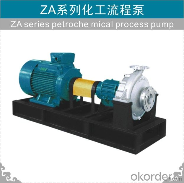 ZA Petrochemical Process Pump