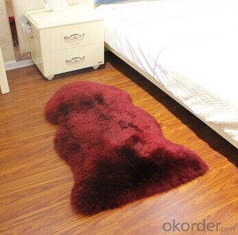 High Quality Nea Zealand Sheepskin Rug
