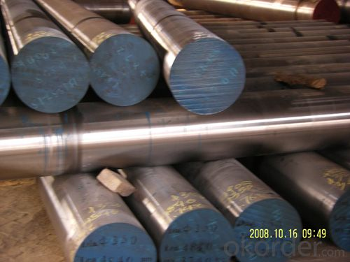 Alloyed Round Bar and  GB Standard
