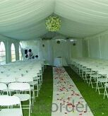 Outdoor wedding halls tents
