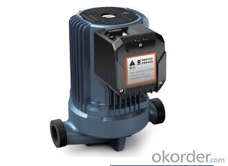Variable Speed Circulation Pump