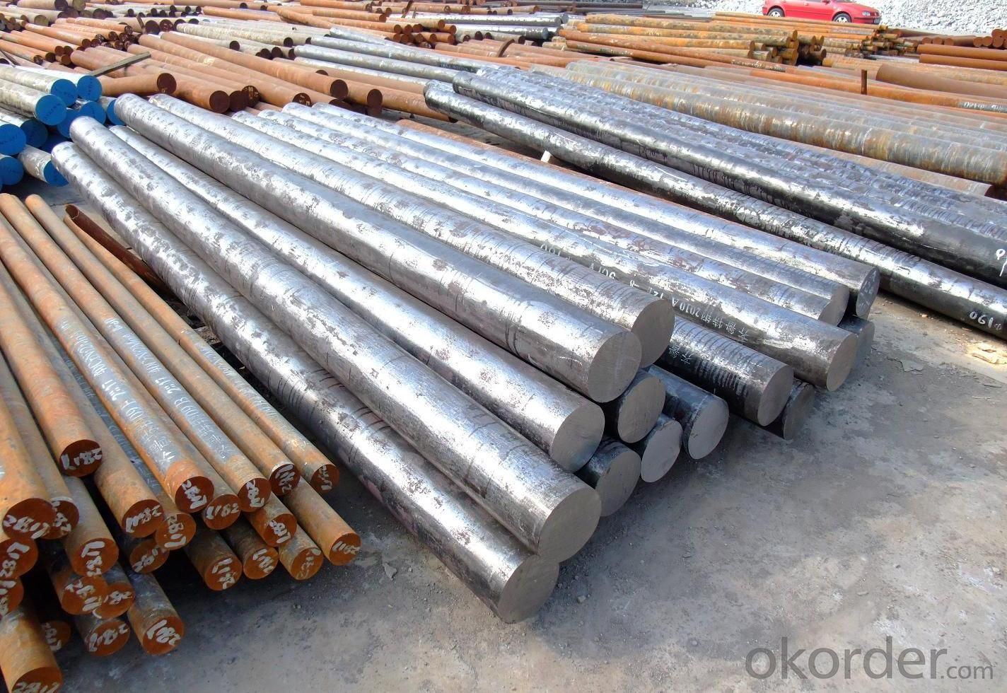 Hot Rolled Deformed Steel Bar HRB400