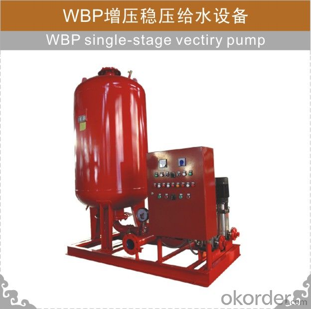 WBP Vectiry Pump