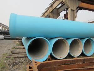 Ductile Iron Pipe of China EN545/EN598/ISO2531 DN500