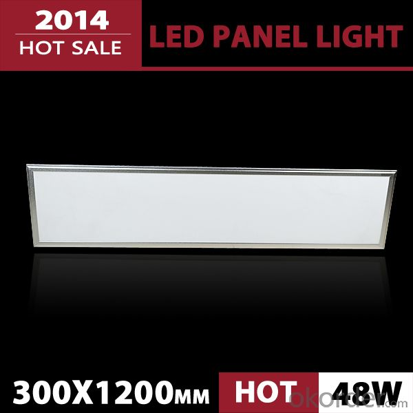 LED Panel Light Super Slim--1200x600cm 60W PF0.5 UP