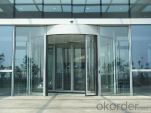 Automatic Revolving Door - Russian Seasons Hotel