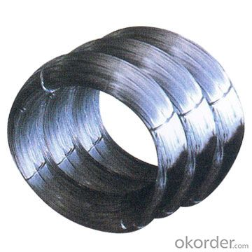 Middle carbon steel fence wire