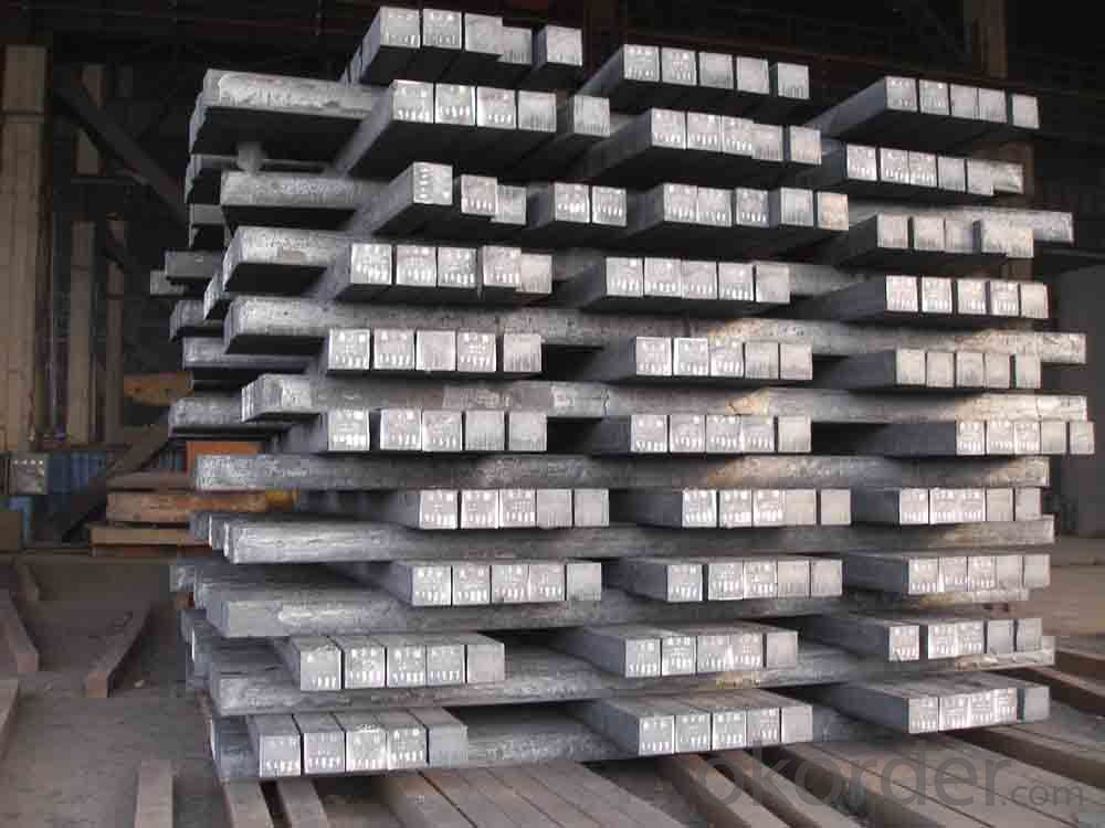hot rolled  square steel billets