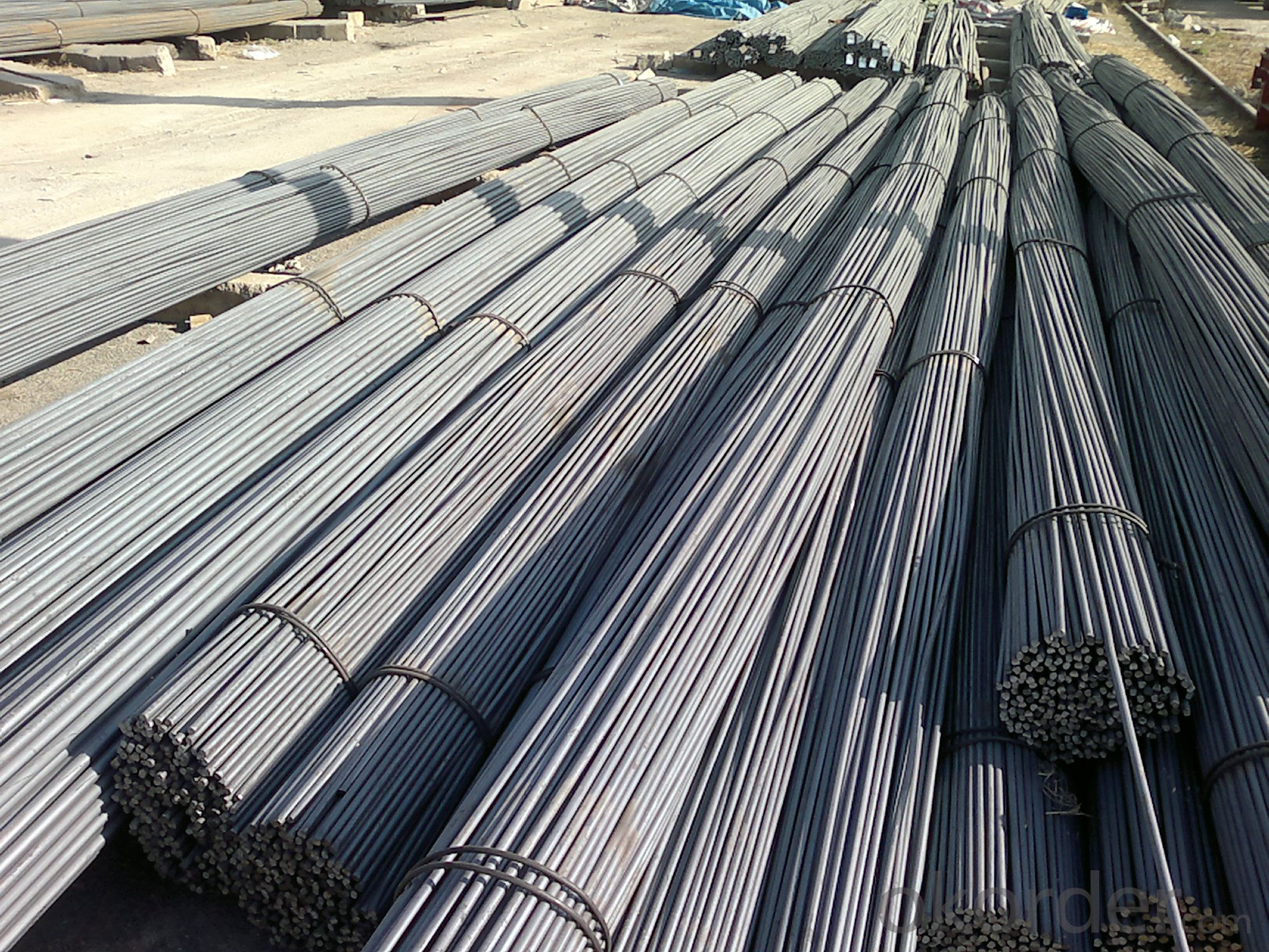 stainless round bar steel