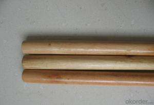 Wooden Stick Handle Natudal Wood Hoe Handle