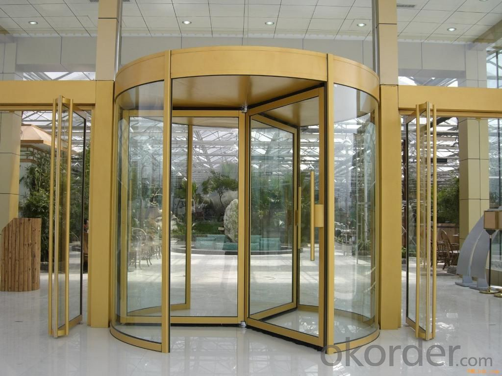 High Quality  Automatic Glass Doors