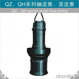 QZ Axial/mixed Flow Pump