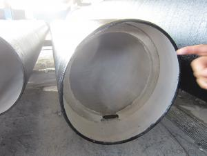 ductile iron pipe of china 1200