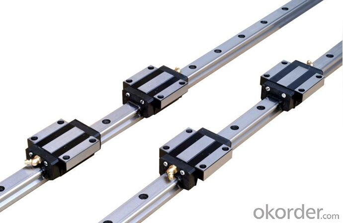 Lineal Guide Rail Products