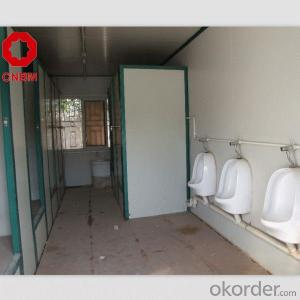 Container House for Living Office Toilet Bathroom Shower