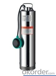 Multi-stage Deep Well Submersible Pump