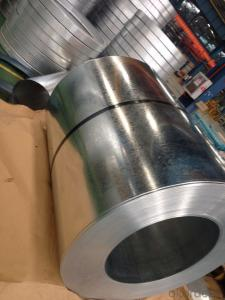 Hot  Dippeed Galvanized Steel Coil in Coil