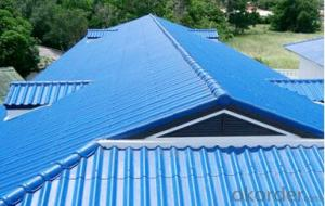 Prepainted Galvanized roofing sheet