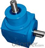 Helical Worm Reducer- T