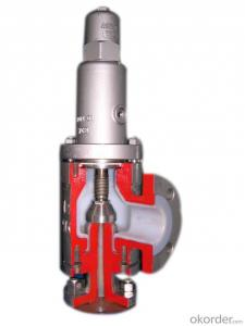 High Performance High Temperature Relief Valve
