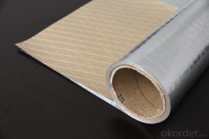 Aluminum Foil Facing for Rockwool Surfacing Lamination