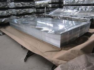 HOT-DIP Galvanized Steel Sheet