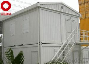 Movable Container House  Made in China with Good Quality
