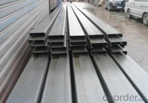 Galvanized strut C channel thickness 1.5