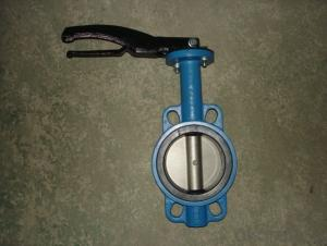 Butterfly Valve Turbine Type with Hand Wheel BS Standard