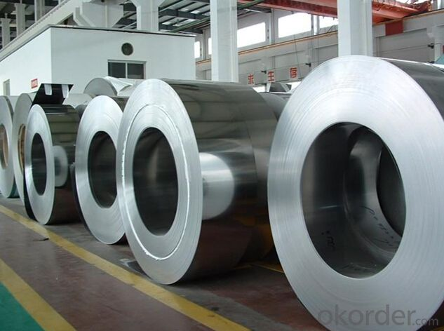 Prime Cold Galvanized  Steel Coil High Quality