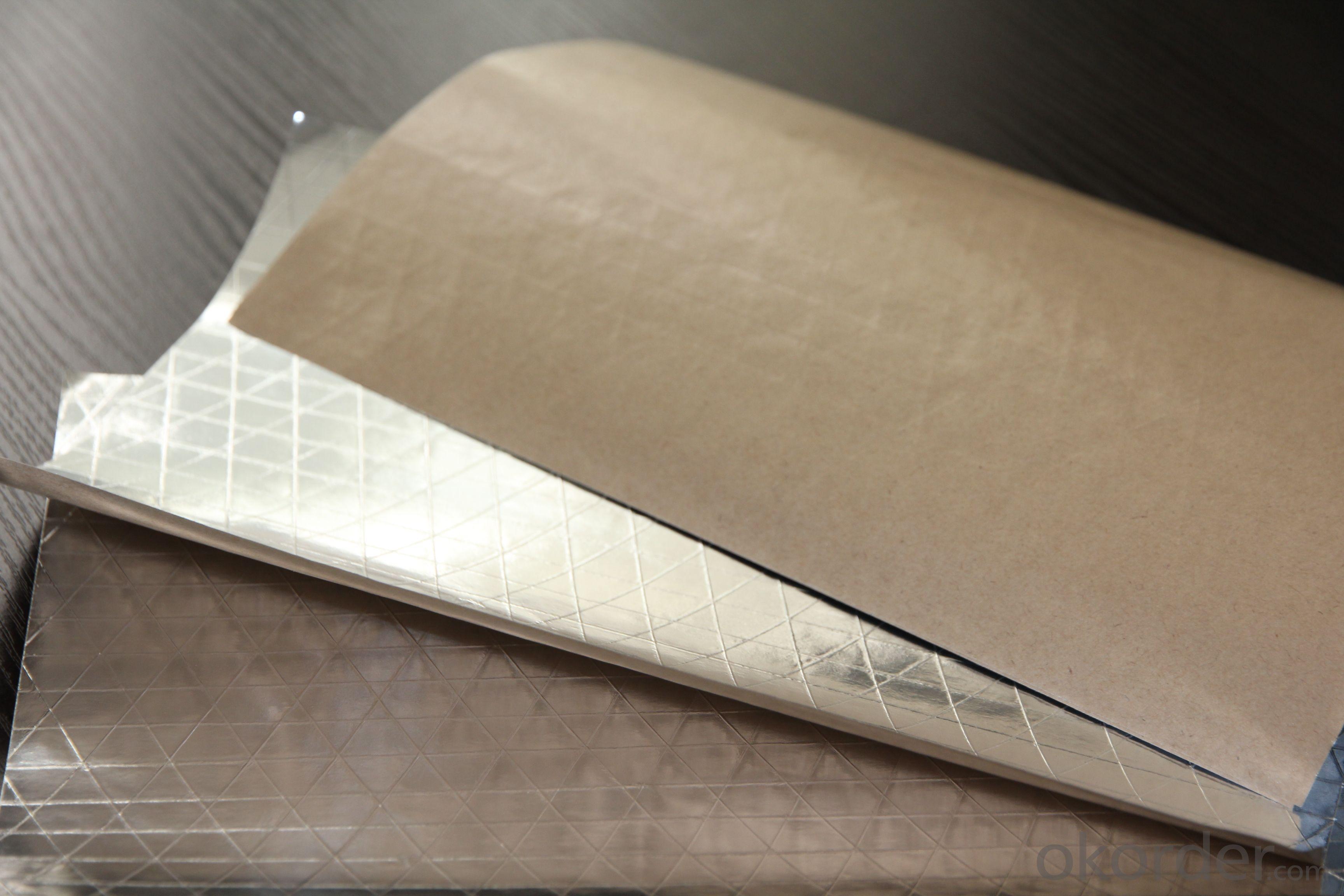 Aluminum Foil Facing for Fiberglass Wool Insulation
