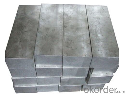Flat Square Steel Cold