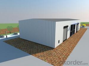 Steel Structure Warehouse GOOD
