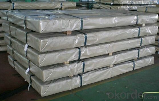 Full Hard prepainted galvanized corrugated steel sheets