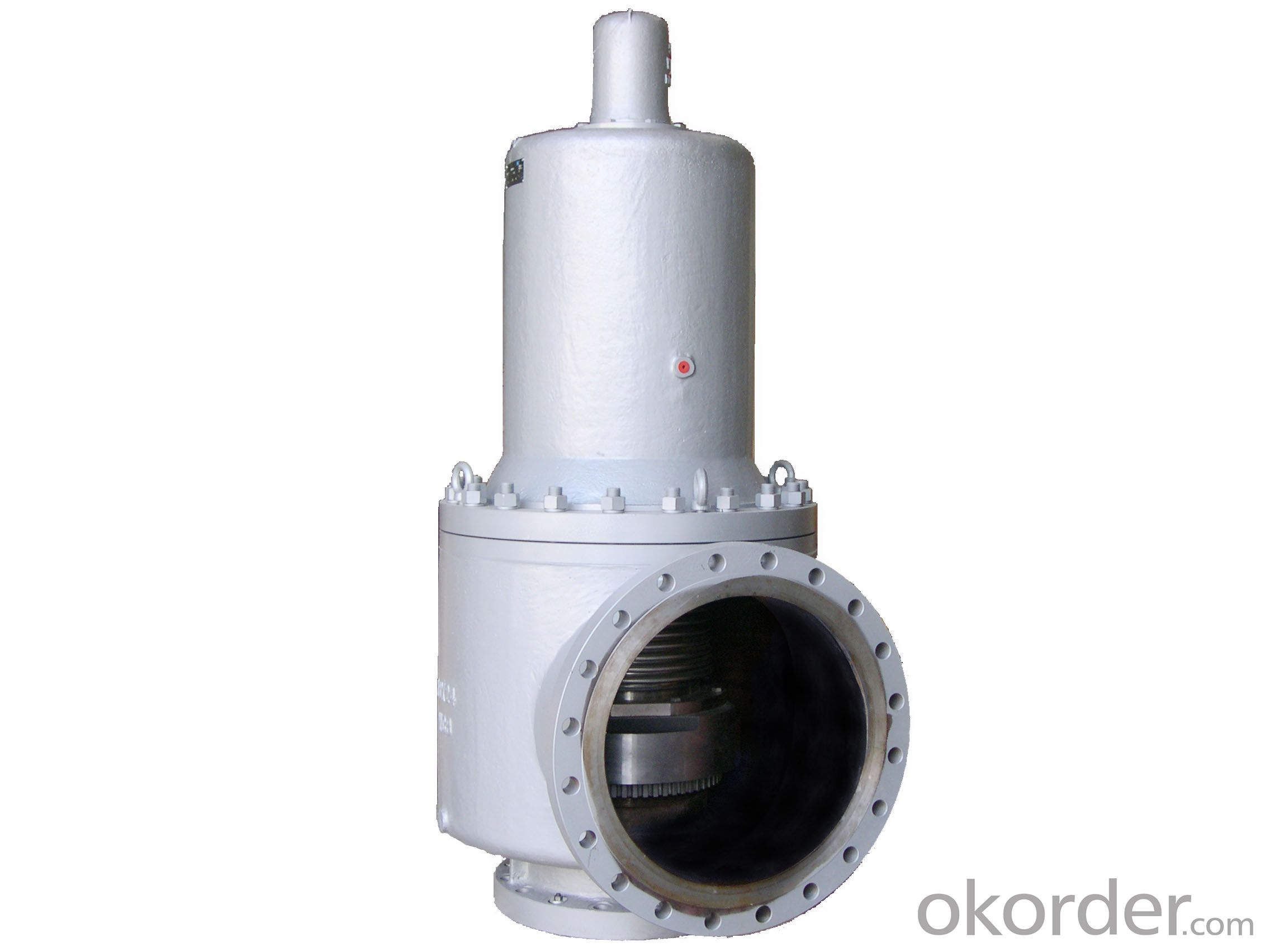 High Performance WCB/304/316/CF8M Pressure Relief Valve