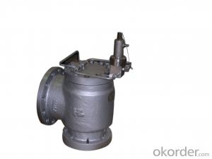 High Performance Pressure Reducing Valve