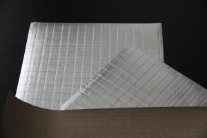 Aluminum Foil Facing, Sigle Sided Paper Foil