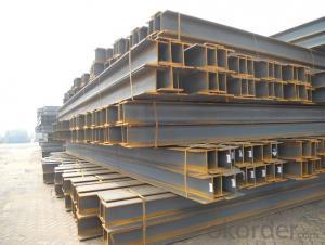 JIS 3192 Hot Rolled Steel H-beam