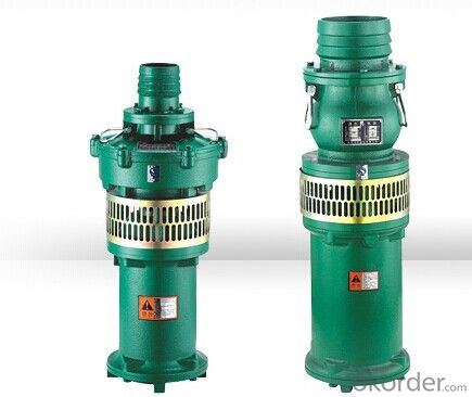 QY Oil-filled Submersible Pump