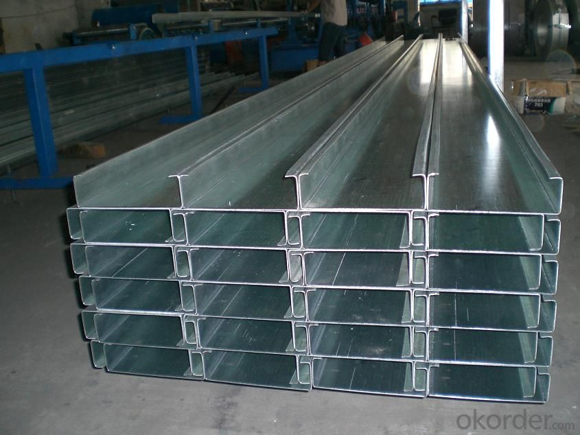 Galvanized strut C channel 41*21
