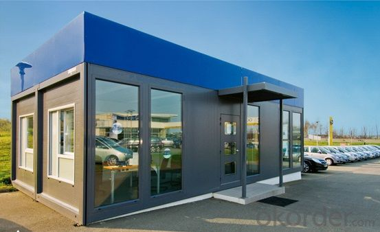 Popular container house