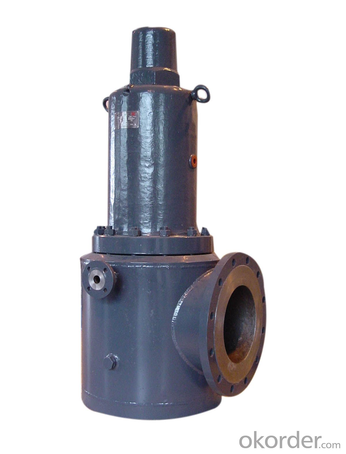 High Performance WC6 Pressure Safety Valve